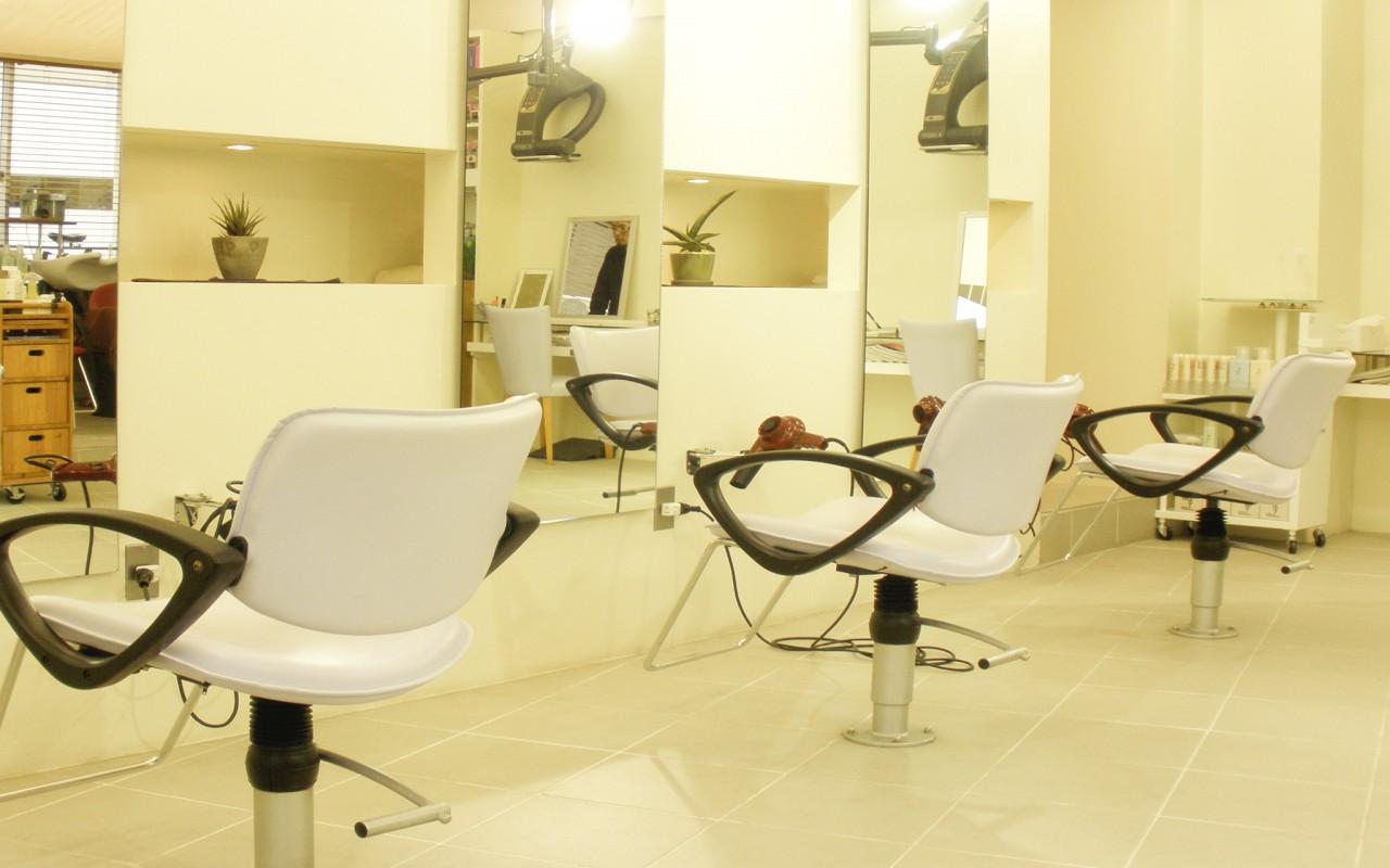 渋谷区美容室・美容院・ヘアサロン ビビアン